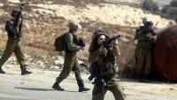 Siyonist İşgal Güçleri Otomatik Silahlarla Saldırdı