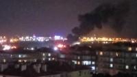 İstanbul Atatürk Havalimanı'nda Jet Düştü