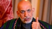 Karzai: ABD, Afganistan'da IŞİD'e Yardım Ediyor