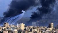 Katil İsrail'den Gazze'ye Hava Saldırısı!