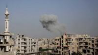 Doğu Guta'da İntihar Bombacıları Etkisiz Hale Getirildi