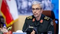 İran Genelkurmay Başkanı: ABD İran'a En Ufak Bir Zarar Verememiştir
