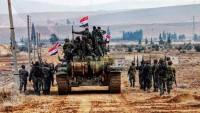 Suriye Ordusu Doğu Guta'ya Götürülen Ağır Silahlara El Koydu