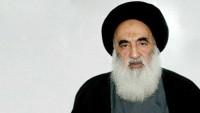 Ayetullah Sistani'den Iraklılara Uyarı