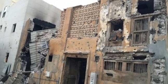 Suudi Rejim Avamiye'de Bir Mahalleyi Yerle Bir Etti
