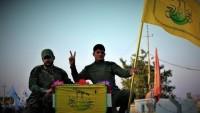 Nuceba Direniş Hareketi Siyonist İsrail'i Korkutmaya Devam Ediyor