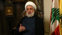Şeyh Naim Kasım: ABD, Arabistan'ın Cinayetlerinin Üstünü Örtüyor