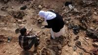 500 Cesedin Gömülü Olduğu İki Toplu Mezar Bulundu