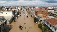 İran'da Sel Faciası
