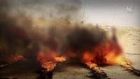 IŞİD teröristleri Sivilleri Diri Diri Yaktı