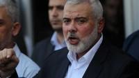 İsmail Heniyye: Hamas Çeşitli Cephelerde Savaşa Girdi