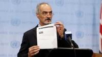 BM Kimyasal Silah Kartını Suriye Aleyhine Kullanmaya Çalışıyor
