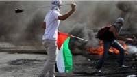 Direnişçiler Batı Yaka'da İşgalci İsrail Askerlerine Ateş Açtı