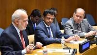Irak Dışişleri Bakanı Arap Birliği'nin Siyonist İsrail Karşısında Tek Parça Olmasını İstedi
