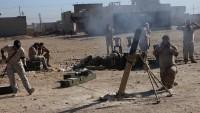 Irak ordusu 72 ışid teröristini daha öldürdü
