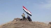 Abdullahiyan, Irak ve Suriye'de kazanılan son zaferleri tebrik etti