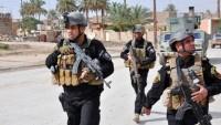 Irak'ta teröristlere karşı mücadele sürüyor