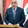 Irak başbakanı: Irak, ABD'nin İran'a karşı yaptırımlarında olmayacak