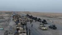 IŞİD Teröristleri Irak'ın Batı ve Kuzeyinden Çekiliyor