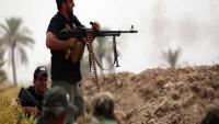 Haşdi Şabi IŞİD'in saldırısını hezimete uğrattı