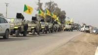 Irak Ordusu El Kayyara Kasabasının İçlerine Doğru İlerlemeye Başladı