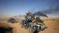 Irak'ta Cezire el-Halidiye'nin kurtarılması için operasyon başlatıldı