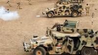 Irak Ordusu Ramadi Kırsalındaki Beldelerde İlerliyor