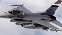 Irak savaş uçakları Suriye'deki IŞİD üslerini hedef aldı