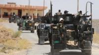 Musul'un Güneyindeki Kadisiye ve El Bekr Mahalleleri Kurtarıldı: 180 Terörist Gebertildi, 45 Terörist Esir Alındı