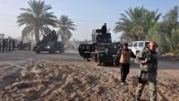 Al-Anbar Bölgesinde 25 Terörist Öldürüldü