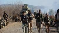 İbadi ve Amiri'den, Irak askerlerine destek vurgusu
