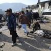 Irak'ta matem kervanına bombalı saldırı