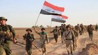 Irak ordusu IŞİD teröristlerine yönelik son operasyonu başlatmak üzere