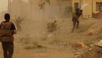 Irak Ordusu, IŞİD'in Musul'un güneyine yaptığı saldırıyı püskürttü