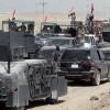 Irak ordusu, Musul'un doğusunda ilerliyor