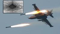 Irak Savaş Uçakları Teröristlere Cehennemi Yaşatıyor: 80 Terörist Öldürüldü