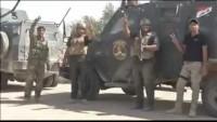 Irak Kuvvetleri Saddam'ın Selahaddin Şehrindeki Sarayını IŞİD'den Geri Aldı