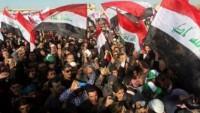 Irak'ta Türkiye rejimi protesto edildi