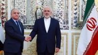 Irak Dışişleri Bakanı, Cevad Zarif ile görüştü