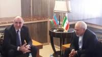 İran Dışişleri Bakanı Zarif, Ermeni ve Azeri mevkidaşlarıyla görüştü