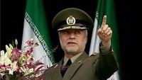 Tümgeneral Salihi: İran, düşmanın gözüne batan diken gibidir