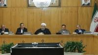 Ruhani: Amerika'nın İran halkı için acımasına hiç gerek yok