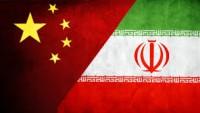 İran ve Çin'in anlaşma konusunda görüştüğü söyleniyor