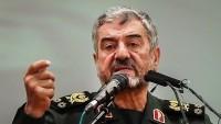 İran Devrim Muhafızları Komutanı ABD Ambargolarına Karşı Rest Çekti