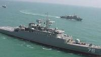İran'ın Aden Körfezi'ne gönderdiği 36. Deniz Görev Grubu yurda döndü