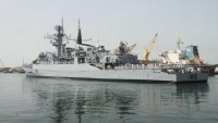 İran ordusu 49. filosu Bangladeş'de demir attı
