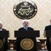 İran'da yürütme, yargı ve yasama başkanları halkın sorunlarını ele aldılar
