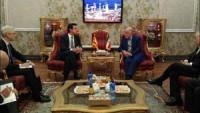 İran ve İspanya'nın doğalgaz işbirliği