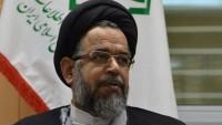 İran'ın İstihbarat Bakanı: Bizim güvenliğin oluşturulması konusunda kimseyle şakamız yok