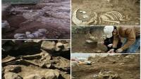 İran'da bir 'devin' mezarı bulundu